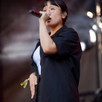 Yaeji at Outside Lands 2019, by Daniel Kielman