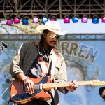 Black Joe Lewis at Hardly Strictly Bluegrass 2019, by Ria Burman