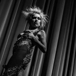 Brooke Candy at The Fox Theater, by Norm deVeyra