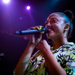 Mahalia at the Great American Music Hall, by Norm deVeyra