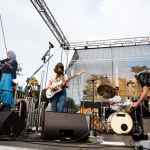 The Wild Reeds at Hardly Strictly Bluegrass 2019, by Ria Burman