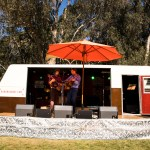 Mapache at Hardly Strictly Bluegrass 2019, by Ria Burman