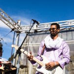 Mdou Mortar at Hardly Strictly Bluegrass 2019, by Ria Burman