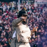 Kamaiyah at Rolling Loud 2019, by Salihah Saadiq