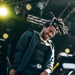 Mozzy at Rolling Loud 2019, by Salihah Saadiq