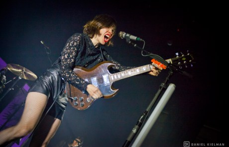 Review + Photos: Sleater-Kinney pull no punches at the Fox