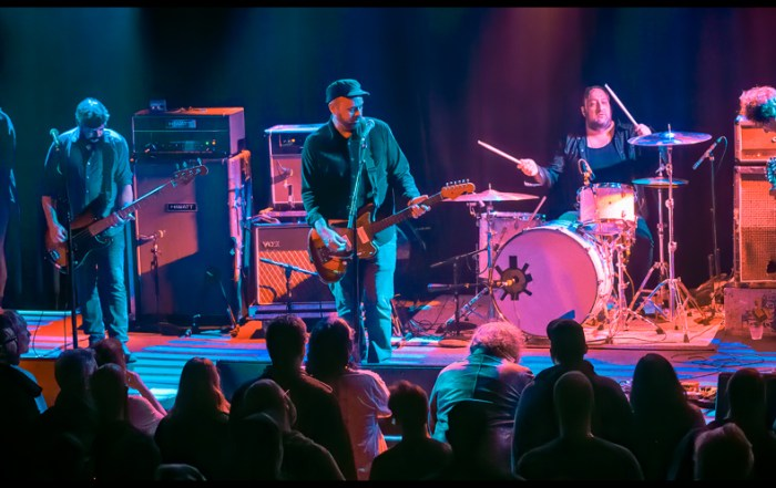 Photos: Swervedriver at the Independent