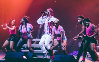 Big Freedia at The UC Theatre, by Ian Young