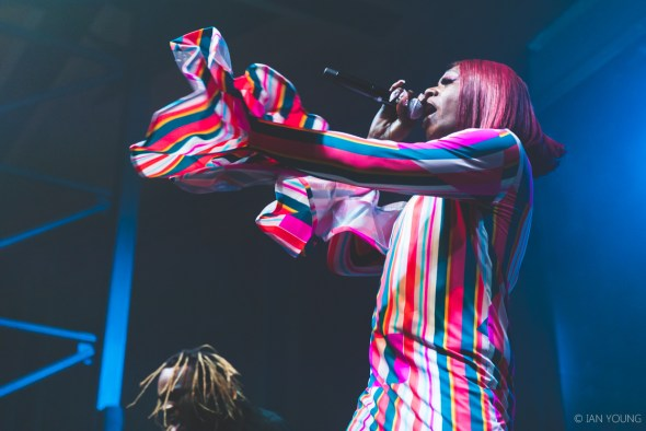 Big Freedia at The UC Theater, by Ian Young