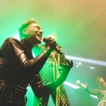 Hatari at Iceland Airwaves 2019, by Ian Young