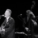 Lyle Lovett & His Acoustic Group at the Uptown Theater, by Carolyn McCoy