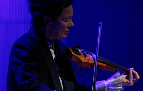 Photos: Laurie Anderson at SFJAZZ