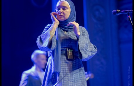 Review + Photos: Sinead O'Connor at August Hall