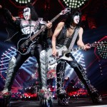 KISS at the Oakland Arena, by Jon Bauer