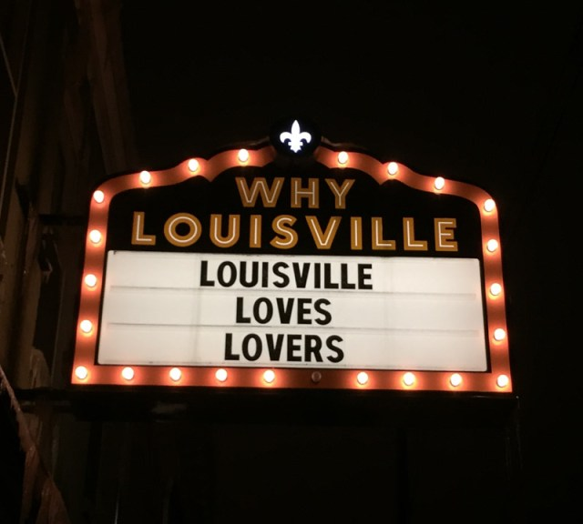 Weekend Trip Louisville KY