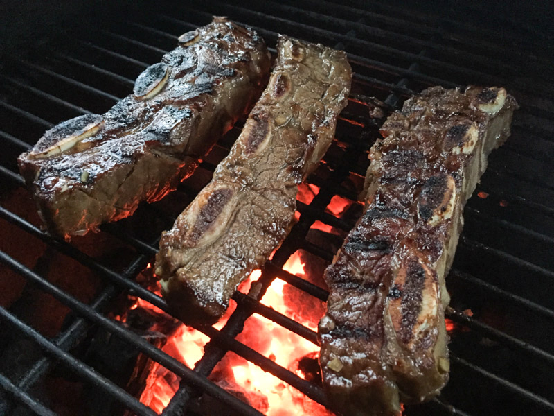 Guinness Marinated Beef Short Ribs