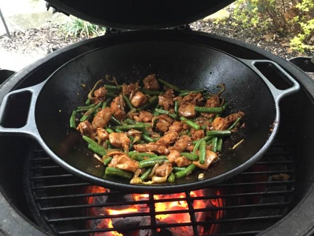 Spicy Korean Miso Chicken Stir fry