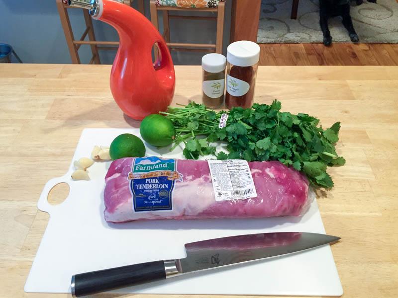 Stir Fry Pork Onion Tacos