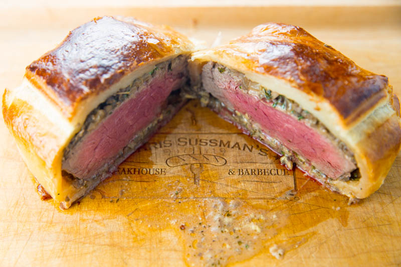 Kamado Mini Beef Wellington