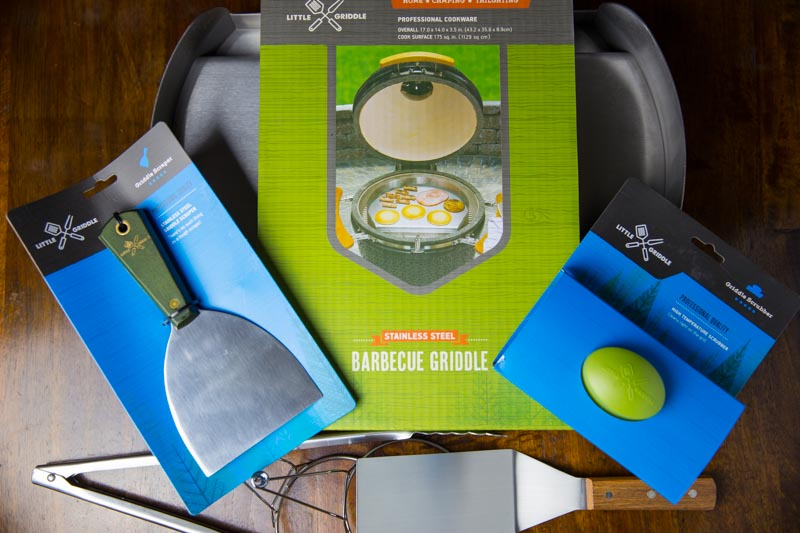 Little Griddle Kettle-Q