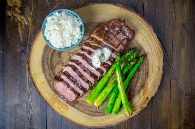 Piedmontese Beef NY Strip