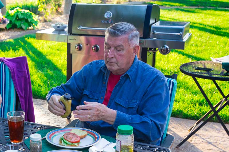 Memorial Day Entertaining with Char-Broil