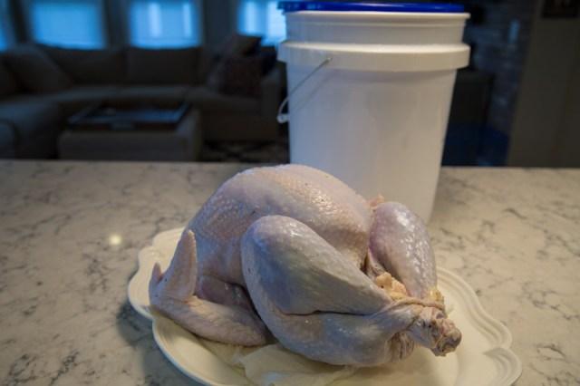Big Green Egg Thanksgiving Turkey