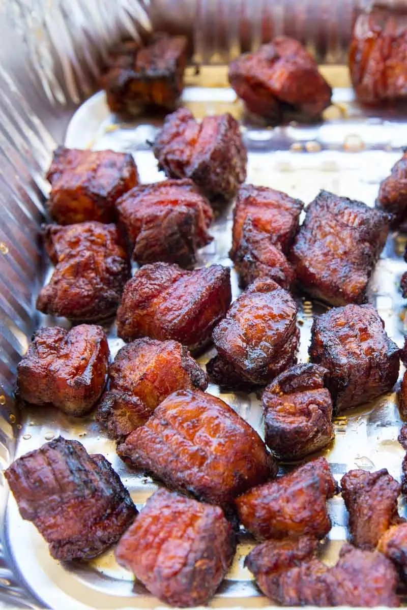 Pork Belly Burnt Ends