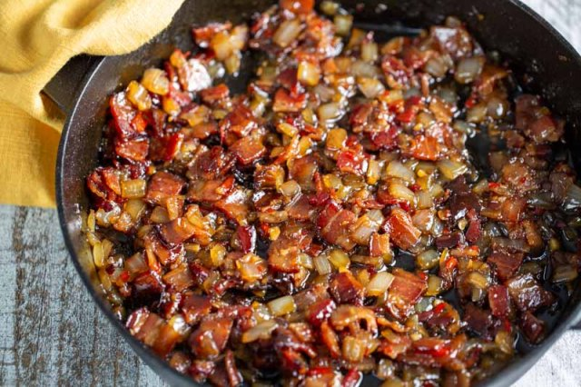 Grilled Bourbon Bacon Jam
