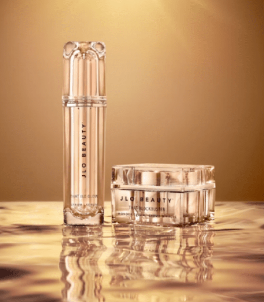 Jennifer Lopez' new skincare line Jlo Beauty on Brenda Della Casa's The BDC Collective.