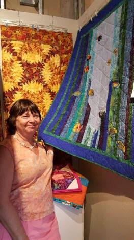 Quilt maker - Gailee Montgomery