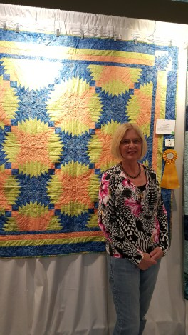 Quilt maker - Jean Schwichtenberg