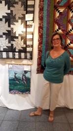 Quilt maker - Deb Rigney