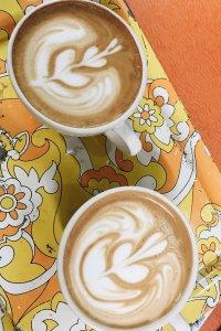 Latte Art The Bean Coffee Shop