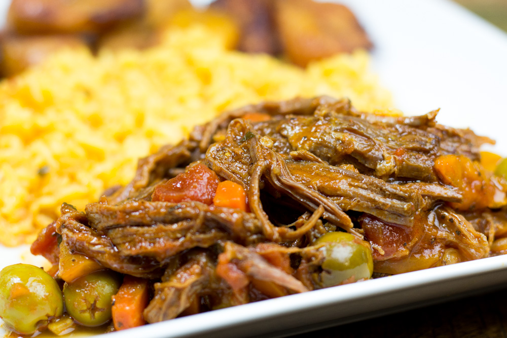 Ropa Vieja - Slow Cooker + Pressure Cooker