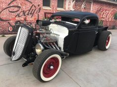 Cody's Gastro Garage Hot Rod