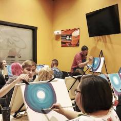 Paint Night at Cody's