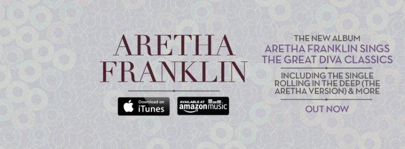 aretha franklin new music