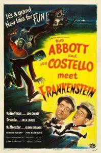 poster abbott and costello meet frankenstein