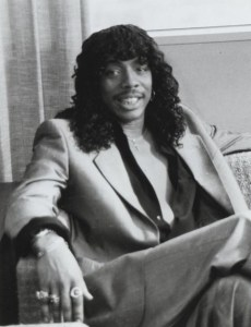 rick james on the beat