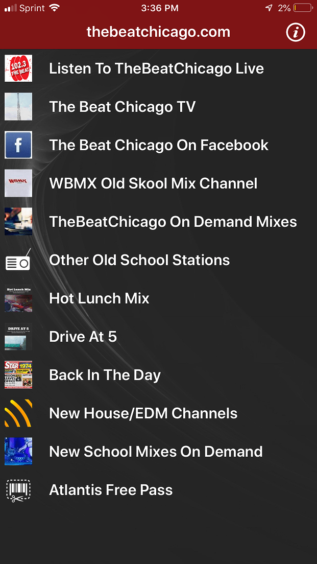The Beat Chicago App