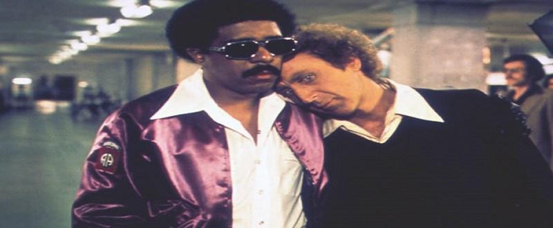 Richard Pryor and Gene Wilder