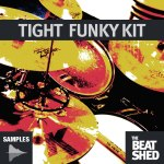 funk drum kit samples