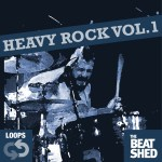 heavy rock drum loops