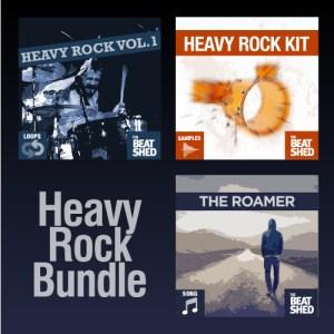 heavy rock drum beats