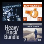 heavy rock drum beats