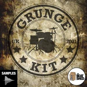 Grunge Drum Samples