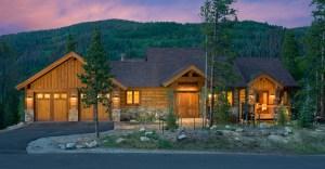 custom home summit county co