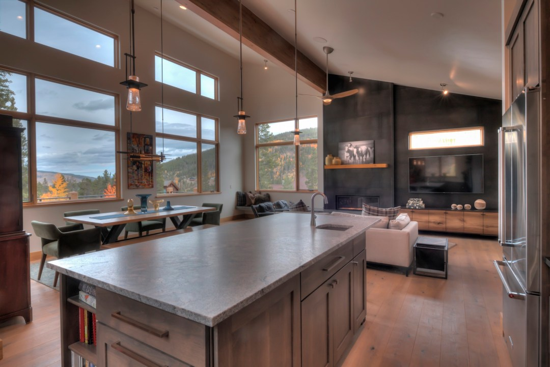 campion trail new custom home