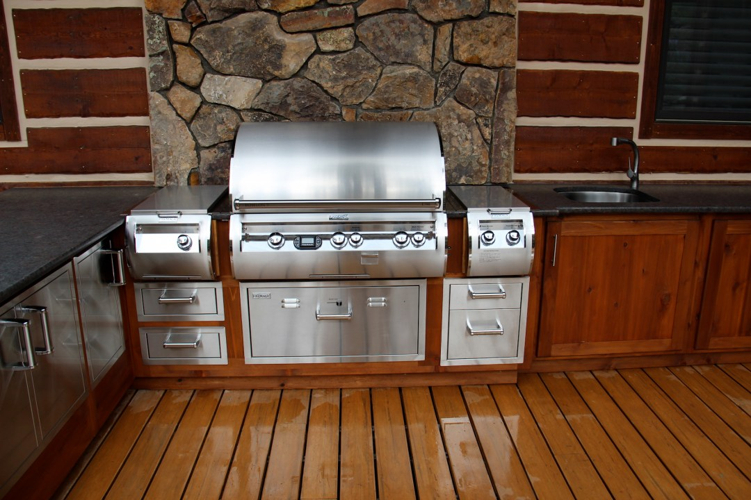highland outdoor grill